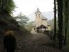 Il santuario della Madonna della Runal